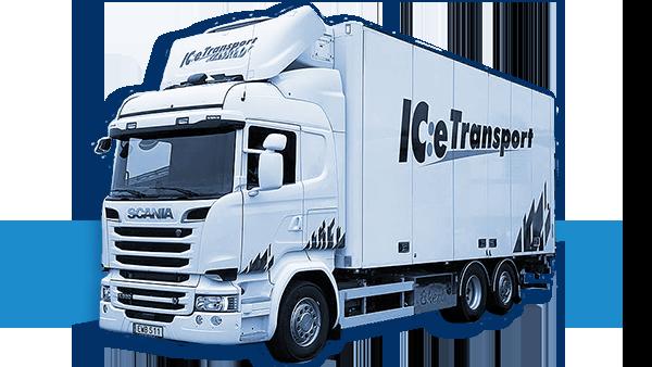 ice-transport-lastbil-frakt-helsingborg-stockholm